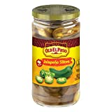 Old El Paso Pickled Hot Jalapeno Slices, 12-ounce (Pack of 2)