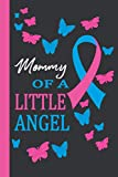 Mummy and Daddy of an Angel: Memorial Gift - Personalized Memorial Gift / Pregnancy Loss / Loss of Child / Born Sleeping / Mommy to an Journal, Birthday Anniversary Valentine's Day Gifts