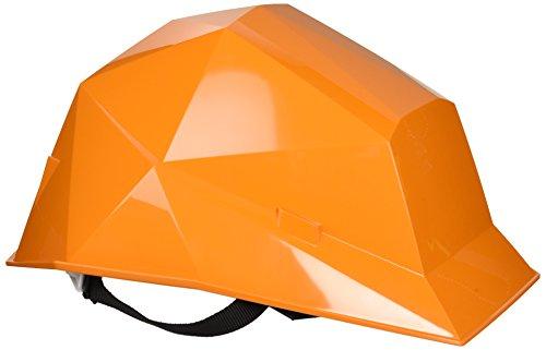 カクメット KAKUMET A-type O1 オレンジ 工事用 作業用 防災用 ヘルメット