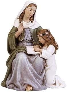 Saint Joseph's Studio St. Anne Saint Catholic Figurine Patron