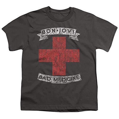 Bon Jovi - Bad Medicine - Youth T-Shirt - Youth Size XL