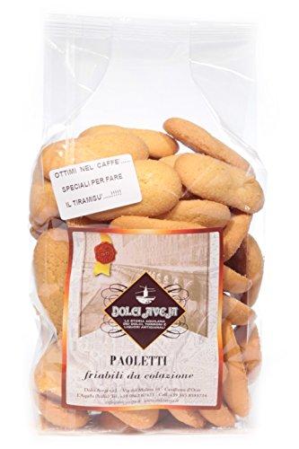Paoletti - 400 gr - Dolci Aveja