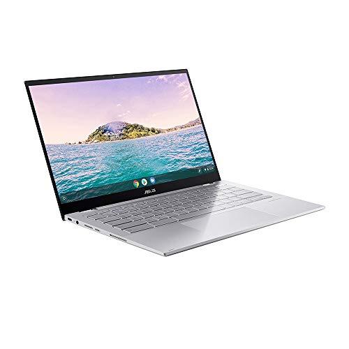 """ASUS Chromebook Flip C436FA 14"""" Full HD Laptop (Intel i5-10210U Processor, 256 GB PCI-e SSD, 8 GB RAM, Illuminated Keyboard)"""