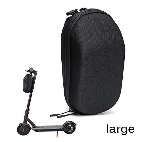 OurLeeme Scooter Opbergtas, Grote Capaciteit Voorvak Elektrische Scooter Tas Draagtas Hangende Tas voor XiaoMi (Klein)