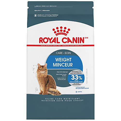 Royal Canin Weight Care Dry Cat Food, 14 lb. bag