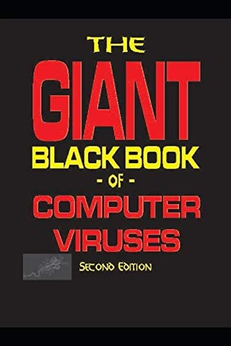 The Giant Black Book of Computer Viruses product image