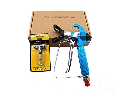 Airbrush kit Airless Spray Airbrush for Graco Titan Wagner Paint Sprayers...