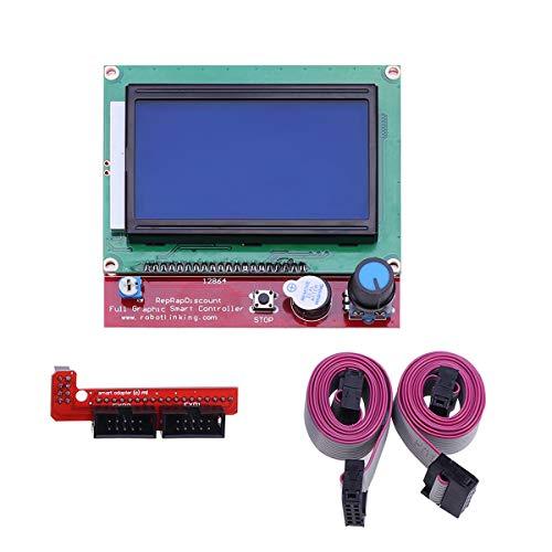 UEETEK LCD-12864 Smart Display Controller für RepRap Rampen 1.4 3D Drucker