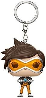 Funko Pop Keychain Overwatch Tracer Action Figure