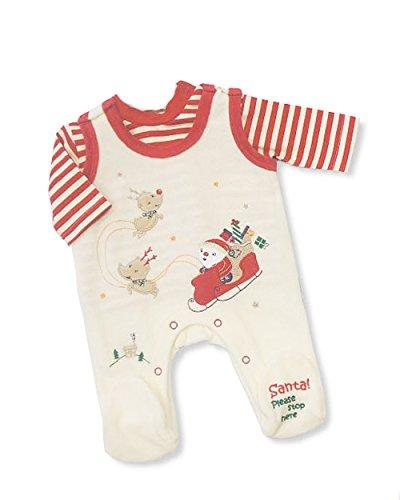 Christmas Clothes - Gigoteuse - Bébé crème 3-6 mois
