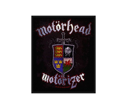 Motörhead Aufnäher - Motörizer Patch - Gewebt & Lizenziert !!