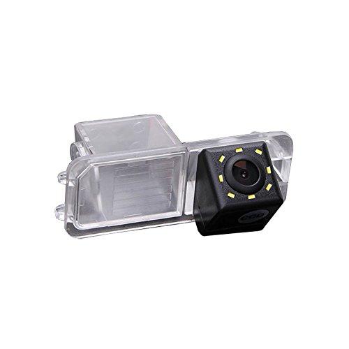 Dynavsal Caméra De Recul Couleur Vision Nocturne Voiture Camion pour Skoda New Beetle Polo V 6R Passat CC Golf 6 Golf VI MK4 MK5 MK6 EOS Lupo