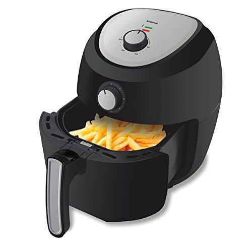 Inventum GF552HL hetelucht-friteuse, 5,5 l, 1,6 kg, 80 °C, 200 °C, 30 min.