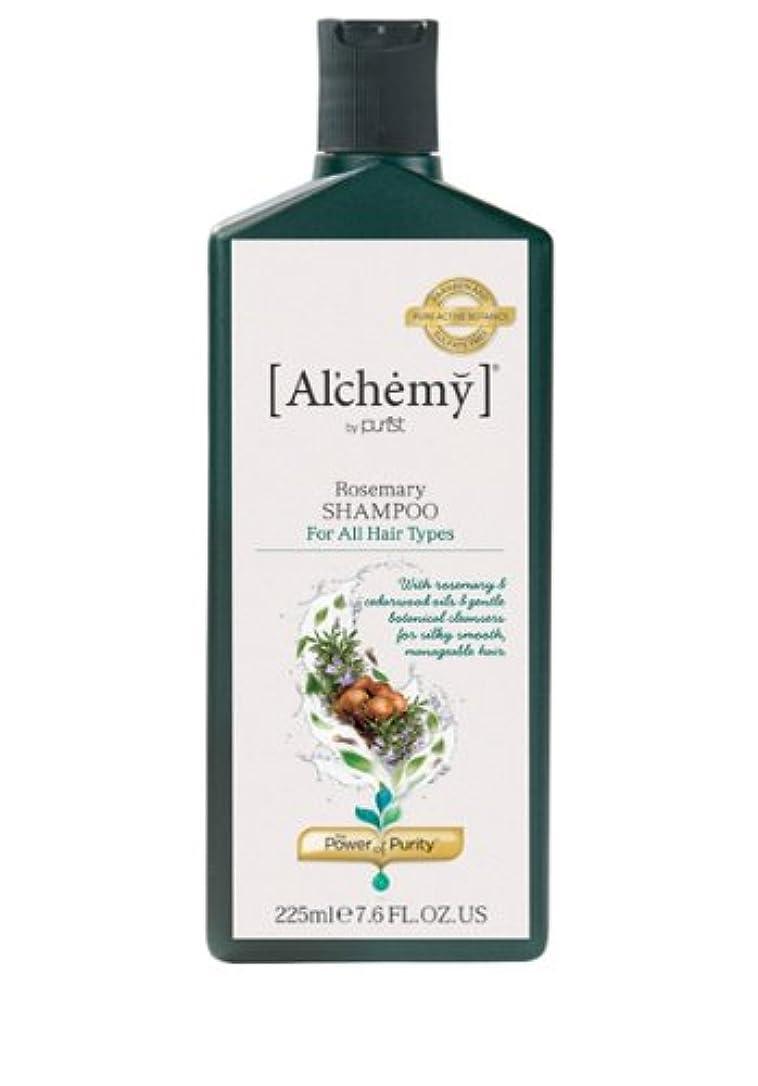 おとうさんジョリービリー【Al'chemy(alchemy)】アルケミー ローズマリーシャンプー(Rosemary Shampoo)(ノーマル髪用)225ml