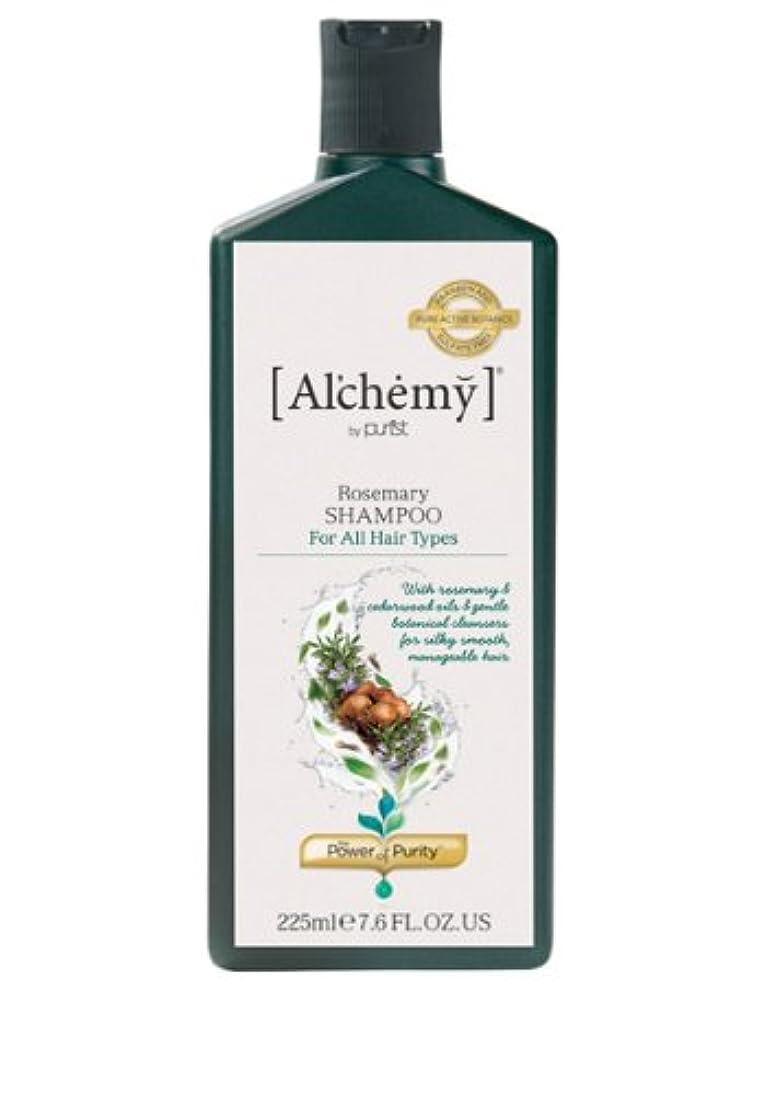 側溝縮れたその後【Al'chemy(alchemy)】アルケミー ローズマリーシャンプー(Rosemary Shampoo)(ノーマル髪用)225ml
