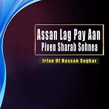 Assan Lag Pay Aan Piven Sharab Sohnea - Single