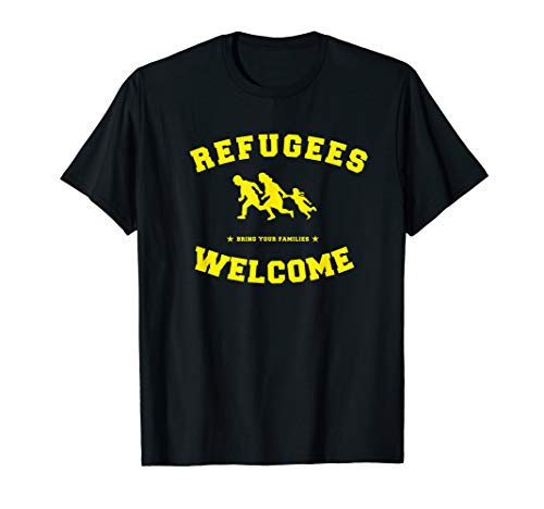 Refugees Welcome T-Shirt