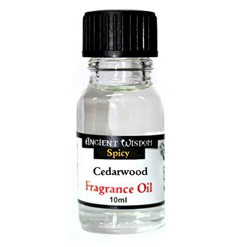 Huile Parfumée 10ml - Cèdre (Epicée)
