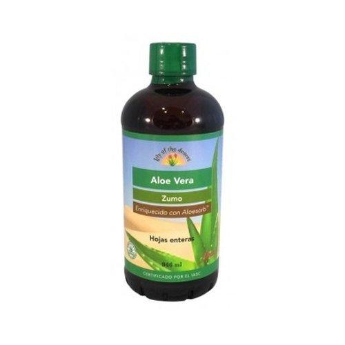 Zumo Aloe Vera Eco Hoja Entera 946 ml. de Lily Of The...