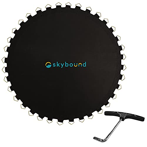 SkyBound Replacement Trampoline Mat, Fits 14ft Frames...