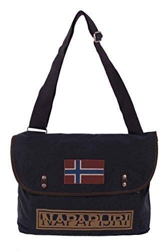 Napapijri Svalbard Messenger Bag Blu N0Q19-176 Na171A