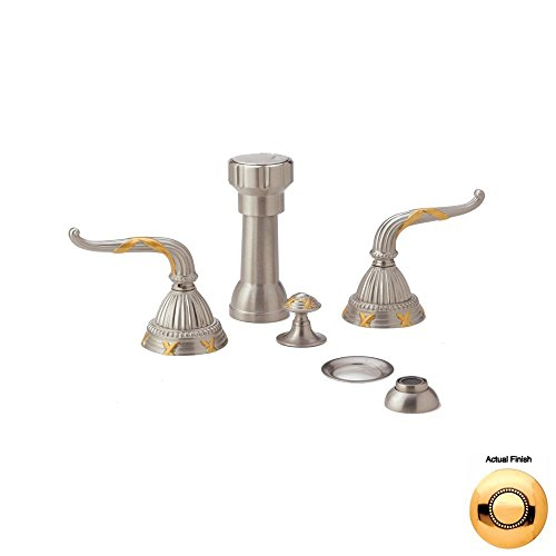 Buy Bargain Phylrich K4137_25D - Ribbon & Reed Four Hole Bidet set W/Vertical Spray