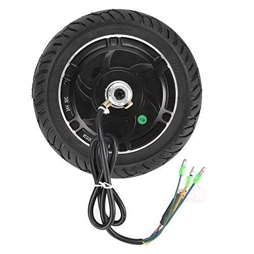 BOLORAMO Accesorios de Piezas de Repuesto de Scooter eléctrico, Motor de Cubo eléctrico de Doble accionamiento para Bicicleta eléctrica para Scooter eléctrico