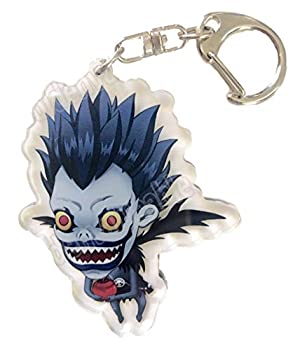 Goldenvalueable Death Note Anime Death God Ryuk Key Chain
