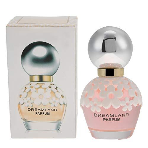 Perfume para mujeres fragancia original femenina fantástica de la fruta de la flor de la botella de perfume del atomizador del perfume 60ml(01#Pink)