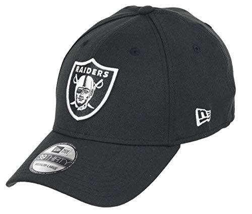 New Era Las Vegas Raiders NFL Core Edition 39thirty Stretch Cap L-XL (7 1/8-7 5/8)