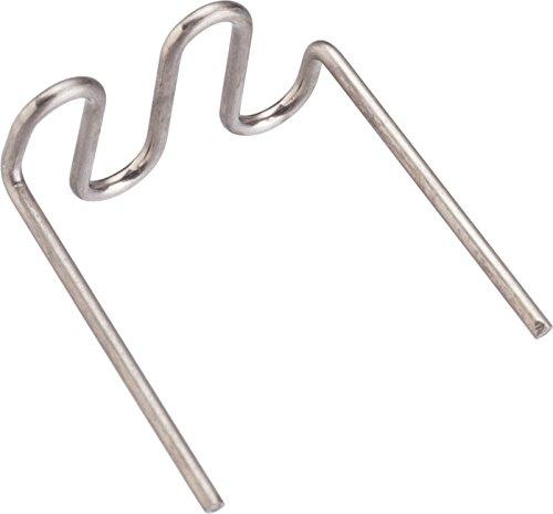 Vigor Pinces, U Format, 0,6 mm, 1 pièce, v3676