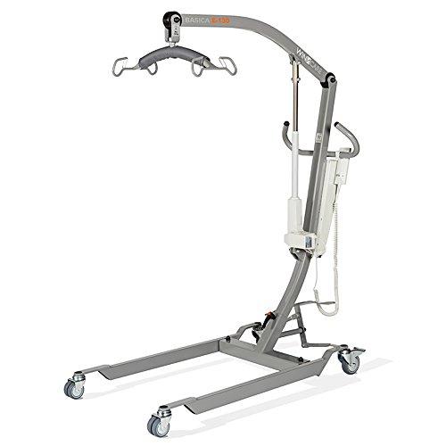 Grúa Eléctrica para pacientes E130 + armes ducha-Unidad