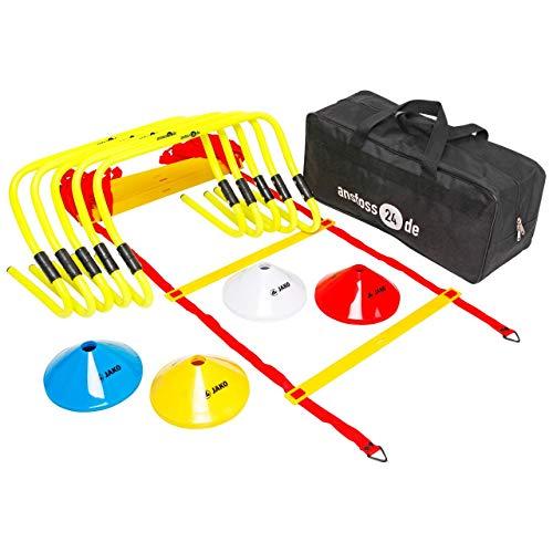 ELF Sports Trainings-Set: Koordination, Schnelligkeit und Sprungkraft