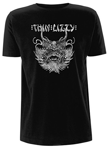 Plastic Head Thin Lizzy 'China Town' T-Shirt (Extra Large) Black