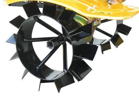 Ayerbe - Kit ruedas metalicas motoazadas
