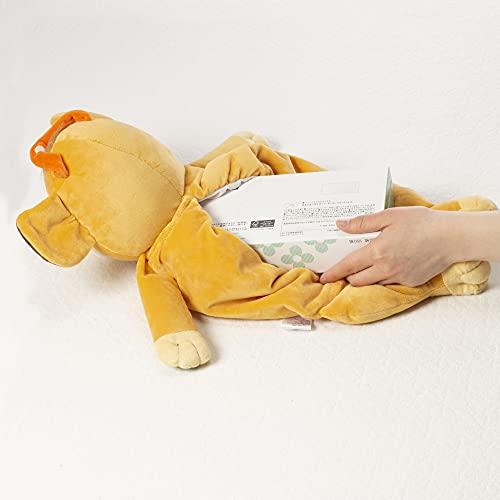 モリシタ ライオンキング シンバ ティッシュホルダー オレンジ 吊り下げ 壁掛け 車用 ディズニー 39x15x50cm