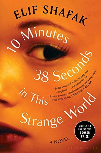 10 Minutes 38 Seconds in This Strange World product image