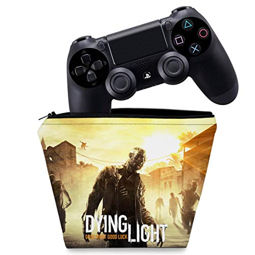 Capa PS4 Controle Case - Dying Light