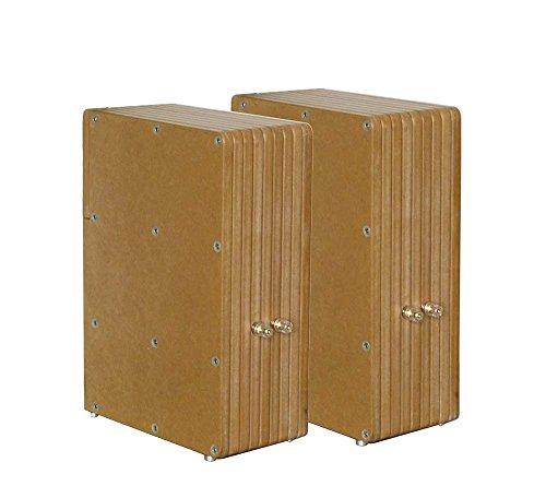 """TB Speaker D4-1 4"""" Back Horn Full Range - Bookshelf Speaker - DIY Kits- Pair"""