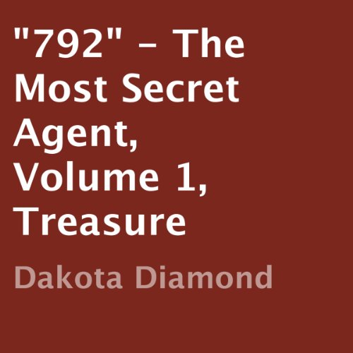 '792' audiobook cover art