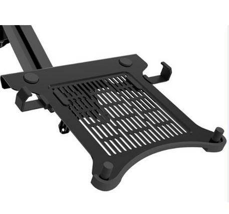 Bramley Power Gas Spring Monitor Arm Desk Mount passt 25,4cm-30Monitore, Aluminium Konstruktion für Stärke und Leichtigkeit