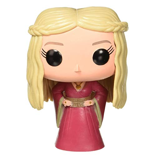 Good Buy Funko Pop Television : Game of Thrones - Cersei Lannister 3.75inch Vinyl Gift for Fantasy...