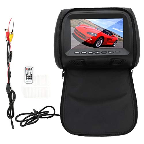 Best Prices! KIMISS 7 inch 1080P Car Player, Rear Seat Entertainment Multimedia Player Car Digital H...
