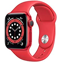 Apple Watch Series 6 44mm GPS Smartwatch (Red)