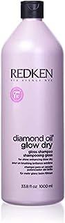 Redken Diamond Oil Glow Dry Gloss Shampoo, 1000ml