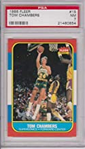 Best tom chambers basketball card Reviews