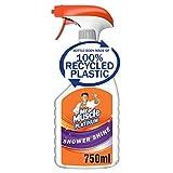 Mr Muscle Platinum Shower Shine Spray 750ml, Pack of 6