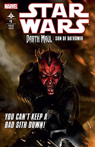Star Wars: Darth Maul - Son of Dathomir (2014) #1 (of 4) (English Edition)