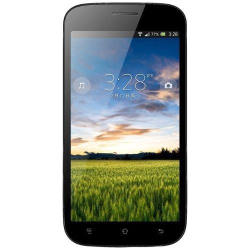 Haier W757 Smartphone, Nero [Italia]