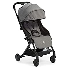COMPACT TRAVEL STROLLER -- The Contours Bitsy fits in most airplane overhead compartments and is the perfect stroller for travel. (We recommend contacting your airline to confirm usage on the plane) ULTRA-LIGHTWEIGHT -- This lightweight stroller is o...